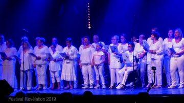 2019 – Chorale des électrons libres à Révélation – Les gens qu'on aime