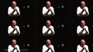 """2019 – Hervé Descoubes chante """"40′ Rétro"""" à Révélation"""