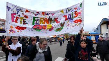 2019 – Inauguration de la Fête foraine à Neuves-Maisons