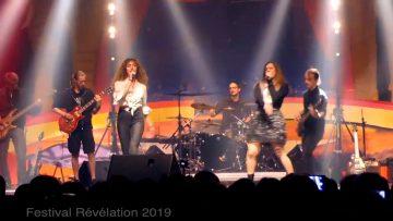 2019 – Le groupe Feedback à Révélation – Out of the black de Royal Blood