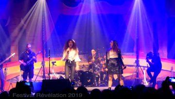 2019 – Le groupe Feedback sur le titre Bohemian Rhapsody des Queen à Révélation