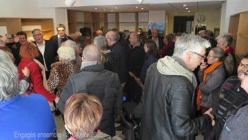 2020 – Inauguration local de campagne Engagés Ensemble