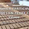 2021 – Un chantier participatif de briques en terre crue en Moselle et Madon